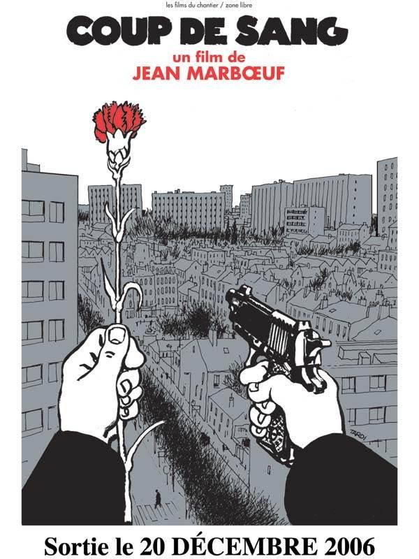 «Coup de Sang» - affiche-coup-sang