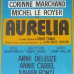 """Théâtre - Anne Deleuze dans """"Aurélia"""""""