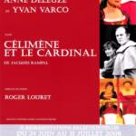 Théâtre - Anne Deleuze dans «Célimène et le Cardinal»