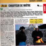 Télévision - Anne Deleuze dans «Chauffeur de Maître»