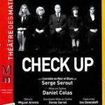 Théâtre - Anne Deleuze dans «Check Up»