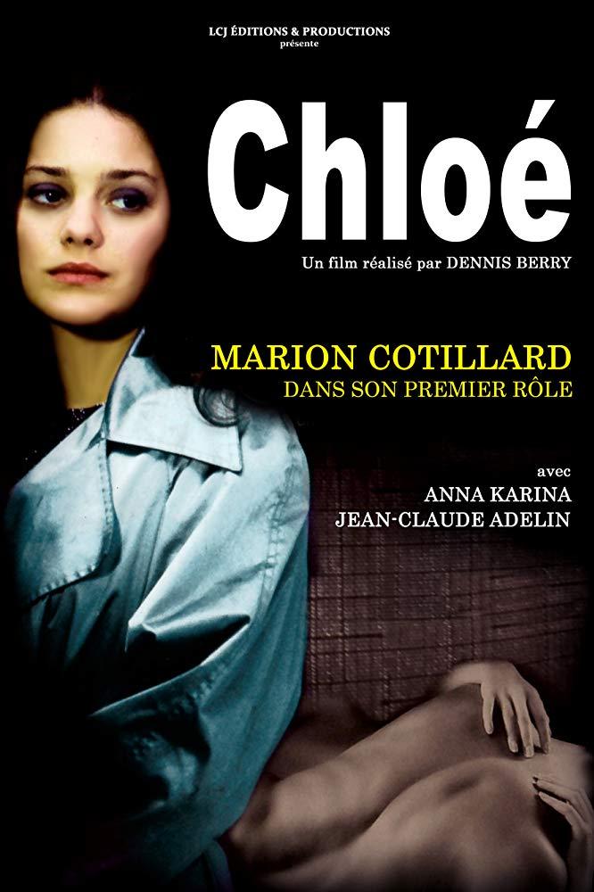 «Chloé» - chloe-affiche