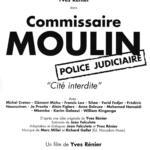Télévision - Anne Deleuze dans «Commissaire Moulin»