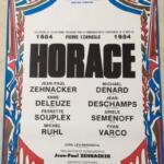 """Théâtre - Anne Deleuze dans """"Horace"""""""