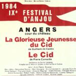 """Théâtre - Anne Deleuze dans """"Le Cid"""""""