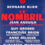 """Théâtre - Anne Deleuze dans """"Le Nombril"""""""