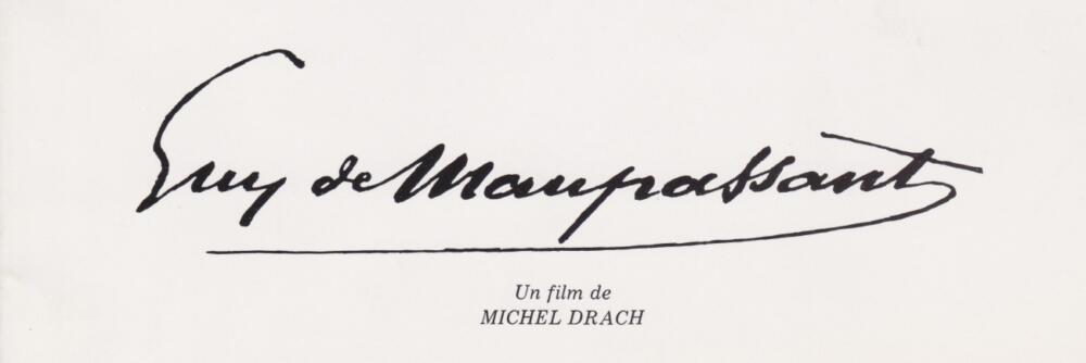 «Guy de Maupassant» - maupassant-2-1000x334