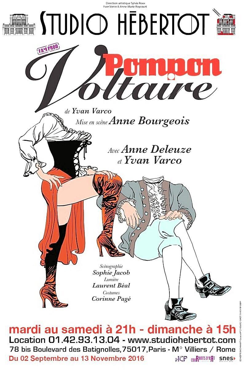 «Pompon Voltaire» - pompon-voltaire-affiche-1-800x1201