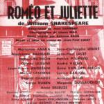 Théâtre - Anne Deleuze dans «Roméo et Juliette»