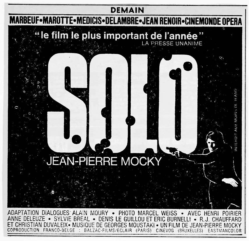«Solo» - solo