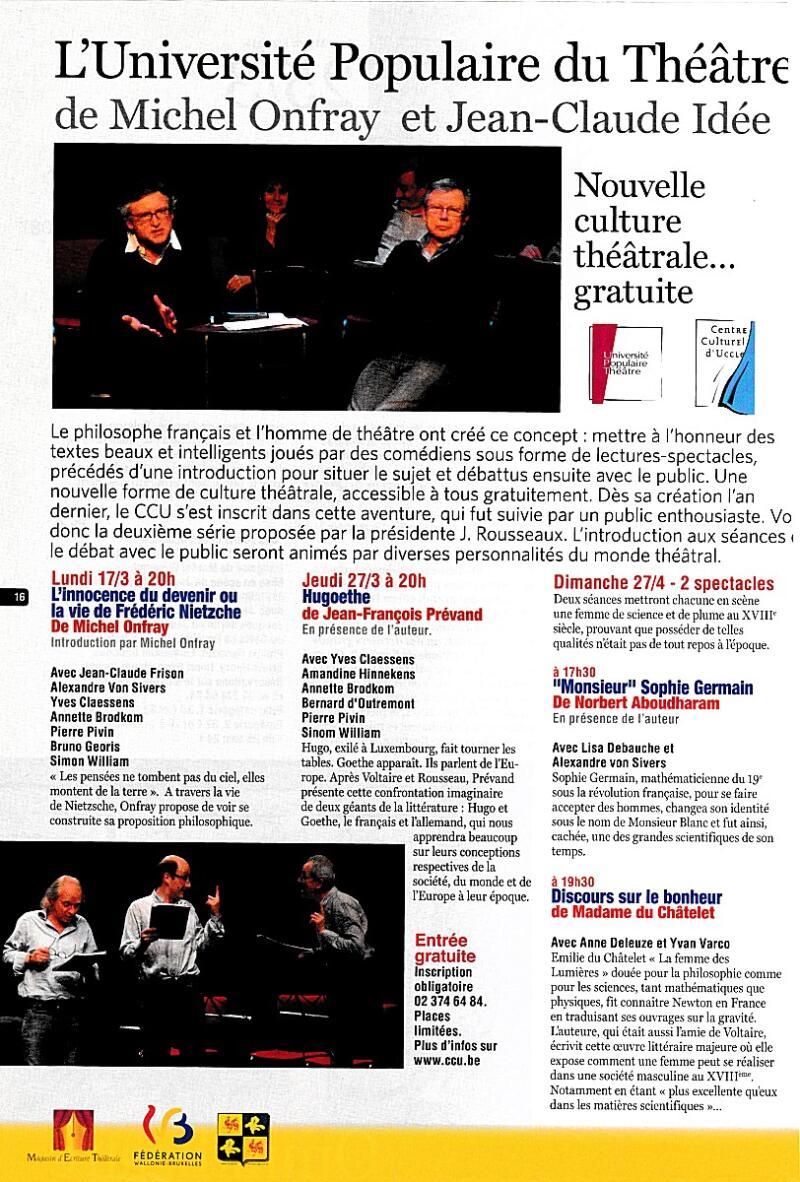 «Universités Populaires du Théâtre» - universite-theatre-800x1182